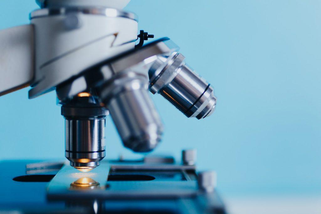 microscope analysis